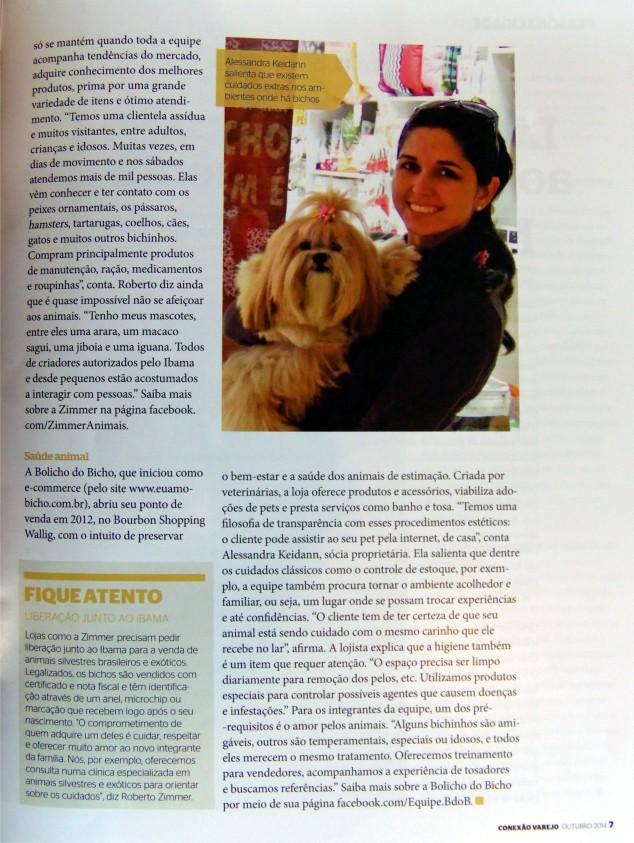 Alessandra Keidann na Conexão Varejo